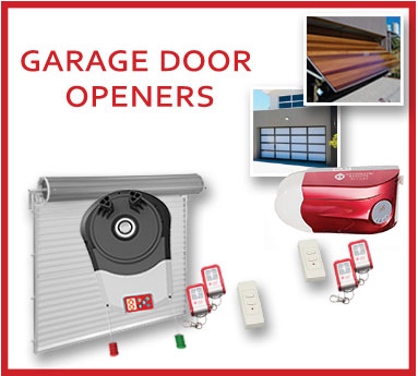 Garage door openers & motors