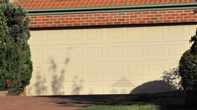 Sectional Garage Door Melbourne