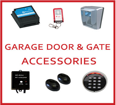 garage door remote controls & accessories