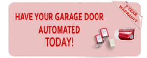 Tilt garage door opener prices