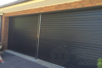 Monument Roller Garage Door