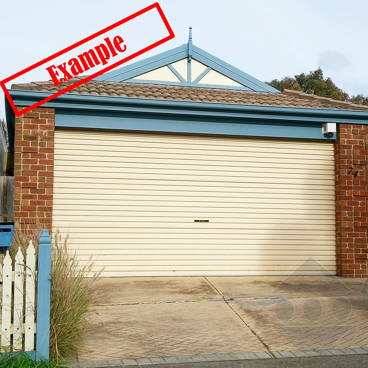 Roller doors wholesale buy direct from manufacturer automatic aa series steel line garage roller door rubansaba