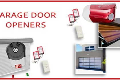 Automatic Garage Door Openers & Closers