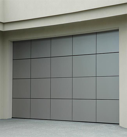 Modern custom garage doors ekstra styles