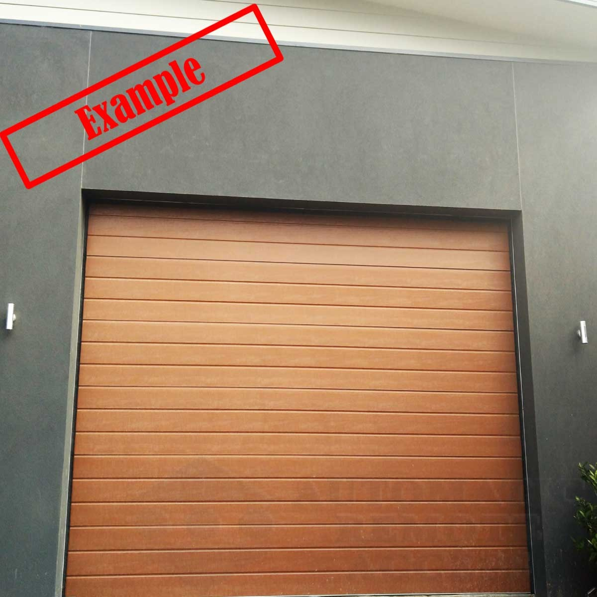 wholesale aluminim dalton black doors garage door white home wayne laminated