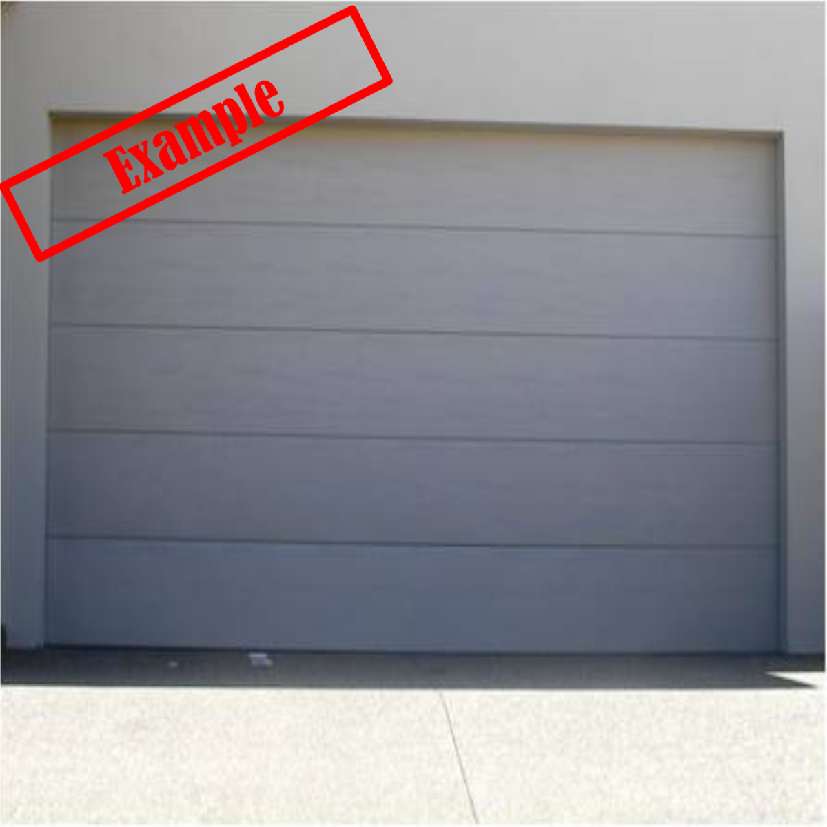 Steel Line Sectional Panel Garage Door Shale Grey Color Make Your Own Beautiful  HD Wallpapers, Images Over 1000+ [ralydesign.ml]