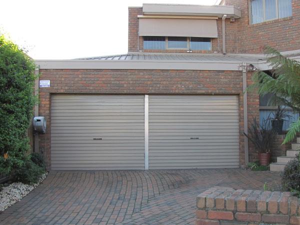 A Series Garage Roller Door