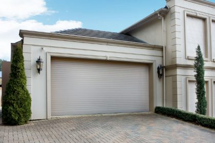 AA Series Roller Garage Door